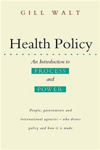 Download Health Policy: An Introduction to Process and Power fb2, epub