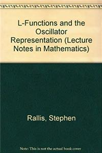 Download L-Functions and the Oscillator Representation (Lecture Notes in Mathematics) fb2, epub