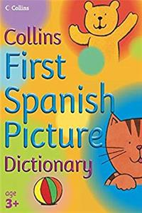 Download First Spanish Picture Dictionary (Collin's Children's Dictionaries) fb2, epub
