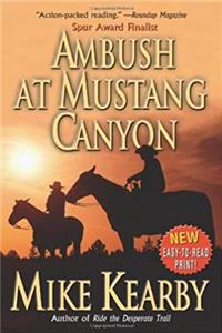 Download Ambush at Mustang Canyon fb2, epub