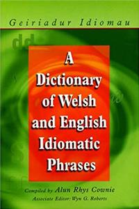 Download Dictionary of Welsh and English Idiomatic Phrases fb2, epub