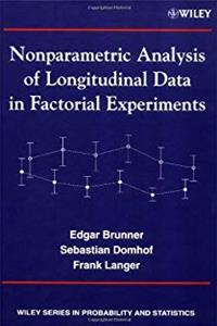 Download Nonparametric Analysis of Longitudinal Data in Factorial Experiments (Wiley Series in Probability and Statistics) fb2, epub