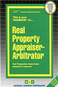 Download Real Property Appraiser-Arbitrator(Passbooks) fb2, epub