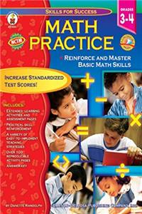 Download Math Practice, Grades 3 - 4: Reinforce and Master Basic Math Skills (Skills for Success) fb2, epub
