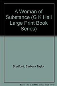 Download A Woman of Substance (G K Hall Large Print Book Series) fb2, epub