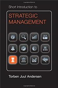 Download Short Introduction to Strategic Management (Cambridge Short Introductions to Management) fb2, epub