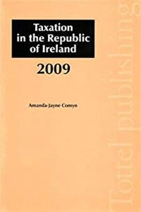 Download Taxation in the Republic of Ireland 2009 fb2, epub
