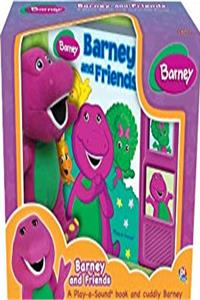 Download Barney and Friends Play-a Sound Book and Cuddly Barney fb2, epub