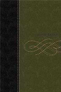 Download Holy Bible: King James Version, Black/ Green, Leathersoft, Study fb2, epub
