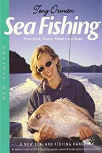 Download New Zealand Sea Fishing: From Rock, Beach, Estuary and Boat fb2, epub