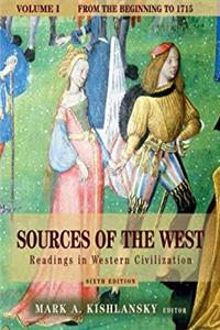 Download Sources of the West: Readings in Western Civilization, Volume I (From the Beginning to 1715) (6th Edition) fb2, epub