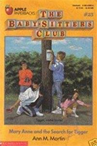 Download Mary Anne and the Search for Tigger (Baby-sitters Club) fb2, epub