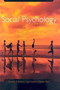 Download Brehm Social Psychology Sixth Edition At New Used Price fb2, epub
