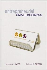 Download Entrepreneurial Small Business: With Student CD and OLC fb2, epub