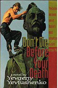 Download Don't Die Before Your Death: An Almost Documentary Novel fb2, epub