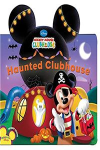 Download Haunted Clubhouse (Disney Mickey Mouse Clubhouse) fb2, epub