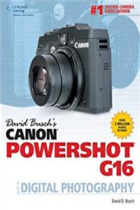 Download David Busch's Canon PowerShot G16 Guide to Digital Photography fb2, epub