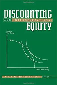 Download Discounting and Intergenerational Equity (Resources for the Future) fb2, epub