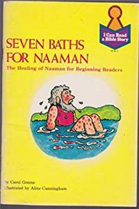 Download Seven baths for Naaman: The healing of Naaman for beginning readers : 2 Kings 5:1-15 for children (I can read a Bible story) fb2, epub