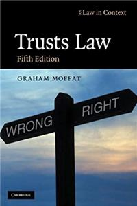Download Trusts Law: Text and Materials (Law in Context) fb2, epub