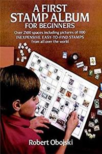 Download A First Stamp Album for Beginners fb2, epub