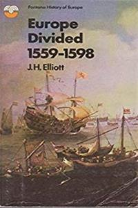 Download 'EUROPE DIVIDED, 1559-1598' fb2, epub