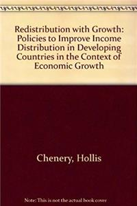 Download Redistribution with Growth: Policies to Improve Income Distribution in Developing Countries in the Context of Economic Growth (A World Bank Research Publication) fb2, epub