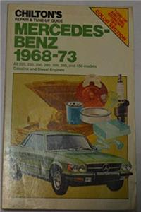 Download Chilton's Repair and Tune-Up Guide: Mercedes-Benz 1968-73 (Chilton's Repair  Tune-Up Guides) fb2, epub