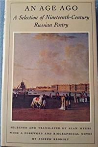 Download An Age Ago: A Selection of Nineteenth Century Russian Poetry (English and Russian Edition) fb2, epub