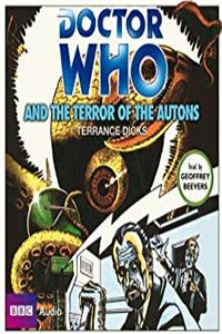 Download Doctor Who and the Terror of the Autons: A Classic Doctor Who Novel fb2, epub