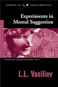 Download Experiments in Mental Suggestion (Studies in Consciousness) fb2, epub