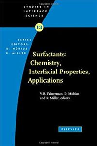 Download Surfactants: Chemistry, Interfacial Properties, Applications, Volume 13 (Studies in Interface Science) fb2, epub