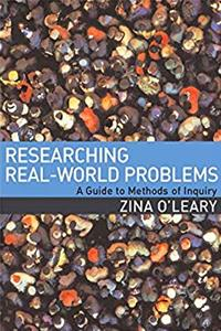 Download Researching Real-World Problems: A Guide to Methods of Inquiry fb2, epub