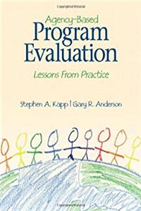 Download Agency-Based Program Evaluation: Lessons From Practice fb2, epub