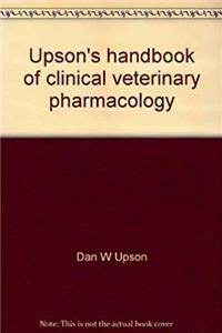 Download Upson's handbook of clinical veterinary pharmacology fb2, epub