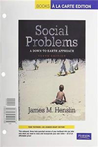 Download Social Problems: A Down-To-Earth Approach, Books a la Carte Plus MySocLab -- Access Card Package (10th Edition) fb2, epub