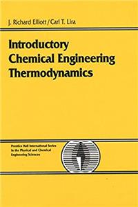 Download Introductory Chemical Engineering Thermodynamics fb2, epub