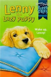 Download Lenny the Lazy Puppy (Jenny Dale's Puppy Tales S.) fb2, epub