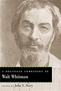 Download A Political Companion to Walt Whitman (Political Companions Gr Am Au) fb2, epub