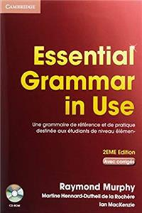 Download Essential Grammar in Use Student Book with Answers and CD-ROM French Edition fb2, epub