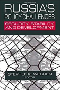 Download Russia's Policy Challenges: Security, Stability and Development fb2, epub