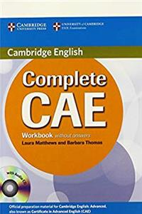 Download Complete CAE Workbook without Answers with Audio CD fb2, epub