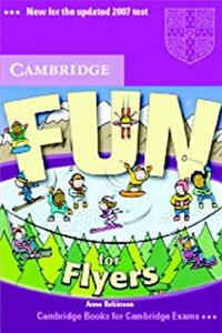 Download Fun for Flyers Audio Cassette (Cambridge Young Learners English Tests) fb2, epub