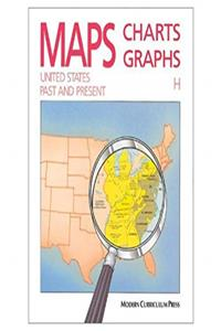 Download Maps, Charts, Graphs: United States, Past and Present, Level H fb2, epub