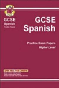 Download GCSE Spanish: Higher Level Practice Papers Pt. 1  2 fb2, epub
