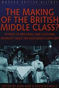 Download The Making of the British Middle Class? Studies of Regional and Cultural Diversity Since the Eighteenth Century fb2, epub