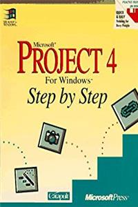 Download Microsoft Project 4 for Windows Step by Step fb2, epub