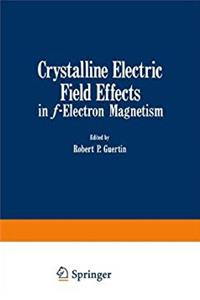 Download Crystalline Electric Field Effects in f-Electron Magnetism fb2, epub