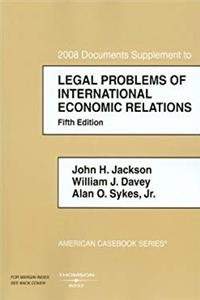 Download Jackson, Davey, and Sykes' Legal Problems of International Economic Relations, 2008 Documentary Supplement (American Casebook Series) fb2, epub