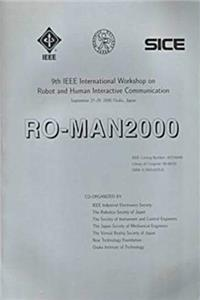 Download Robot and Human Communication 2000 International Workshop on Robotics and Automation Society fb2, epub